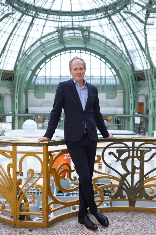 Christoph Wiesner, Artistic Director, Paris Photo