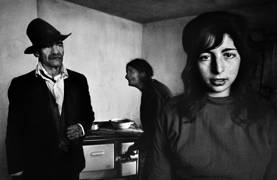 Extrait de Invasion, Gypsies, Chaos par Josef Koudelka